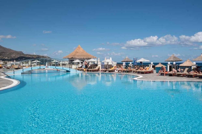 Piscine - Hôtel Alexander Beach Hotel & Village 5* Malia Crète