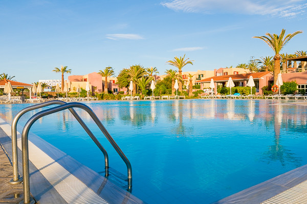Piscine - Club Allsun Zorbas Village 4* Heraklion Crète