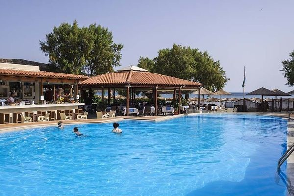 piscine - Amalthia Beach Resort Adult Only