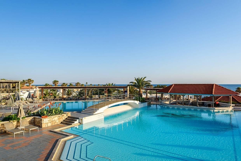 Piscine - Annabelle Beach Resort 5* Heraklion Crète