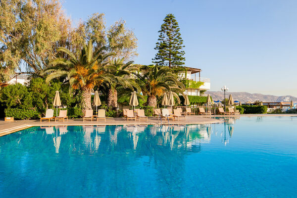 Piscine - Apollonia Beach Resort And Spa