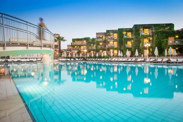 Piscine - Hôtel Bella Beach 5* Heraklion Crète