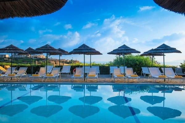 Piscine - Hôtel Blue Bay Resort & Spa 4* Heraklion Crète