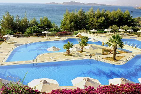 Piscine - Hôtel Candia Park Village 4* Heraklion Crète