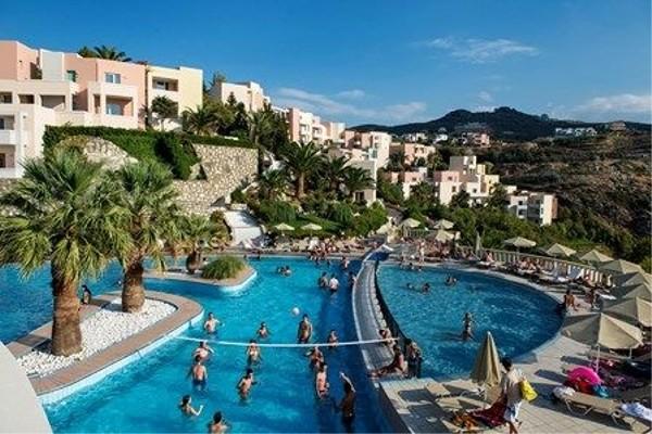 Piscine - Hôtel CHC Athina Palace Resort & Spa 5* Heraklion Crète
