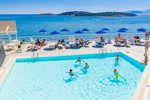 Piscine - Coral Beach 3* Heraklion Crète