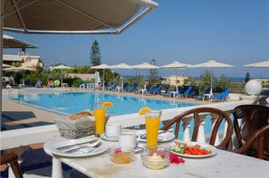 Crète-Heraklion, Hôtel Cretan Garden