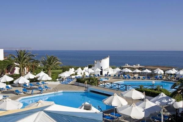 Piscine - Hôtel Cretan Village  4*