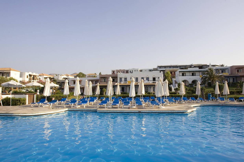 Piscine - Hôtel Cretan Village 4* Hersonissos Crète