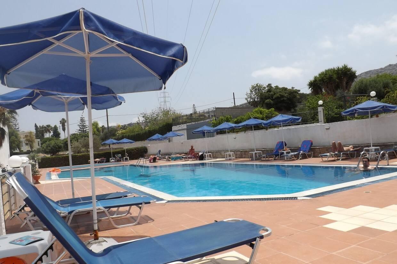 Piscine - Hôtel Dimitra 3* Heraklion Crète