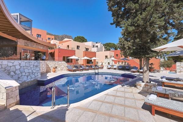 Piscine - Hôtel Esperides Villas & Spa 4* Heraklion Crète