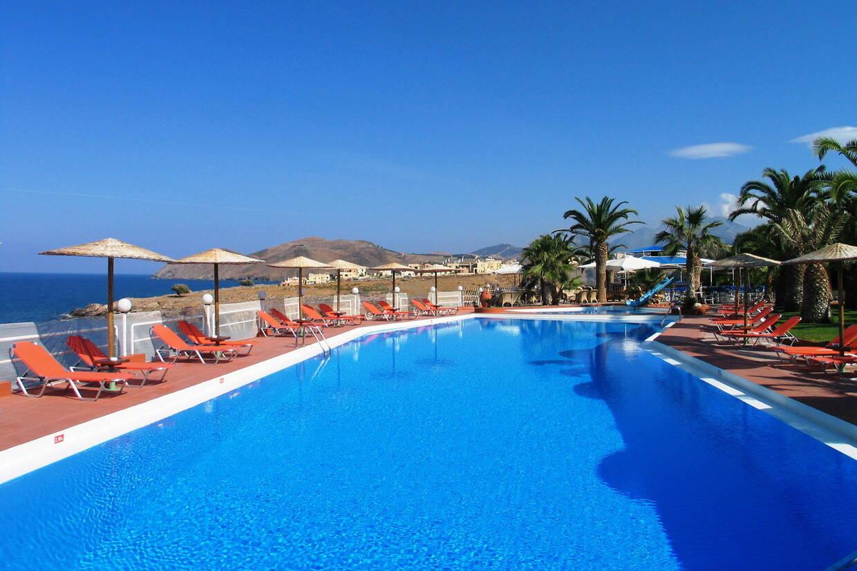 Piscine - Hôtel Europa Resort 3* Heraklion Crète