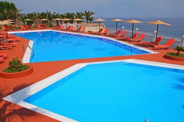 Piscine - Hôtel Europa Resort 3* Heraklion Crète
