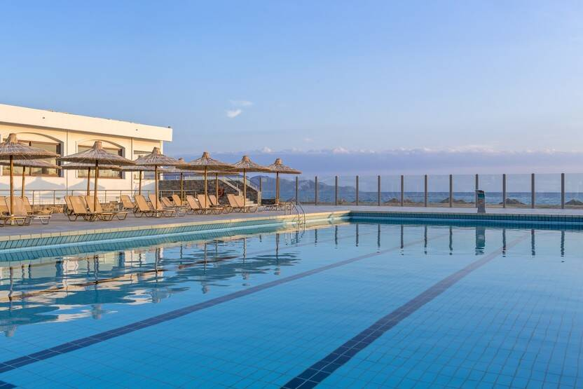 Piscine - Club Framissima Creta Beach 4* Heraklion Crète