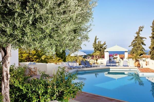 Piscine - Hôtel Galaxy Villas 4* Heraklion Crète