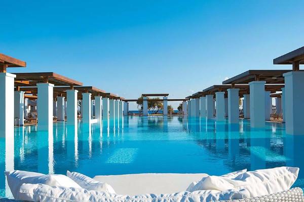 Piscine - Hôtel Grecotel Amirandes Boutique Resort 5* Heraklion Crète