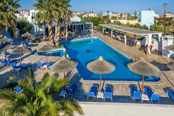 Piscine - Hôtel Hara Ilios Village 4* Heraklion Crète
