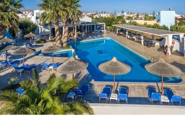 Piscine - Hôtel Hara Ilios 3* Heraklion Crète