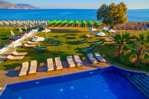Piscine - Club Héliades Cretan Beach Resort Adult Only 4* Heraklion Crète