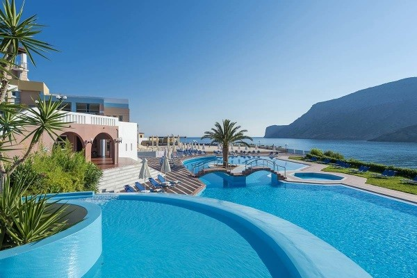 Piscine - Héliades Fodélé Beach & Water Park Holidays Resort