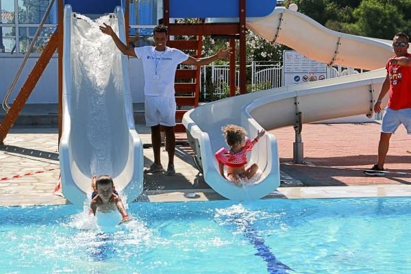 Piscine - Club Héliades Peninsula Resort & Spa 4* sup Heraklion Crète