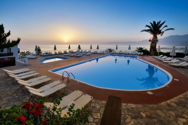 Piscine - Hôtel Hersonissos Village 4* Heraklion Crète