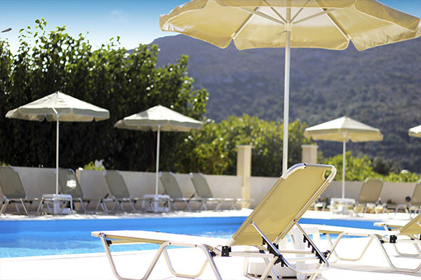 Piscine - Hiona Holiday 3* Heraklion Crète