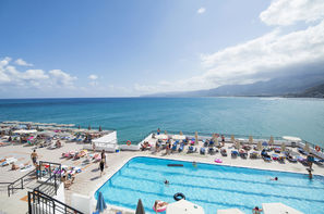 Crète-Heraklion, Hôtel Horizon Beach sup
