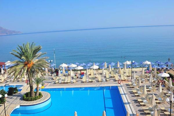 Piscine - Hôtel Hydramis Palace 4* Heraklion Crète