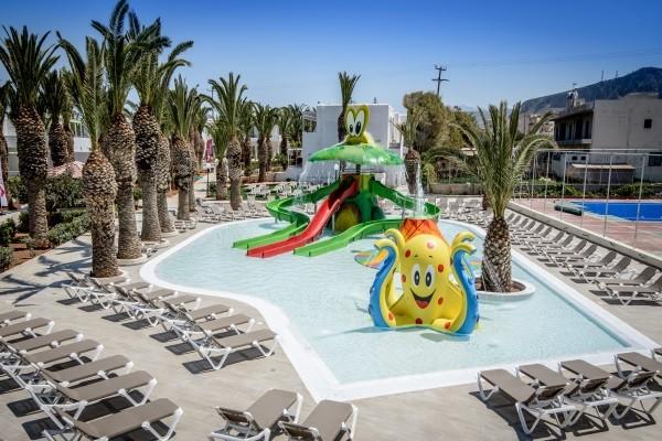 Piscine - Club Jet Tours Marina Gouves 4* Heraklion Crète