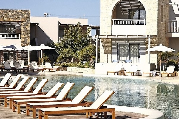 Piscine - Club JetTours Ostria Beach 5* Heraklion Crète
