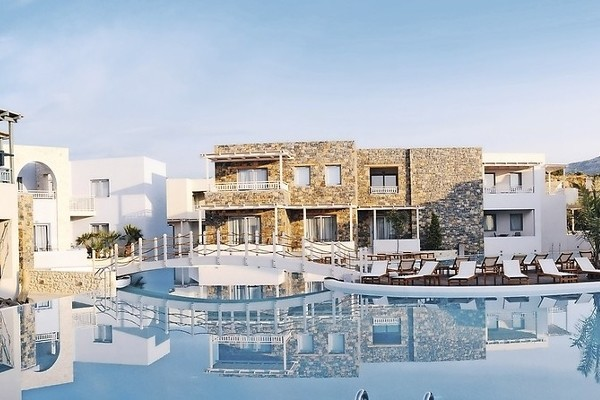 Piscine - Club JetTours Ostria Beach 5* Heraklion Crète