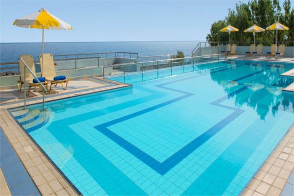 Piscine - Hôtel Kappa Club Creta Marine 4* Heraklion Crète