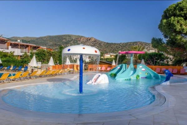 Piscine - Hôtel Katrin & Bungalows 4* Heraklion Crète