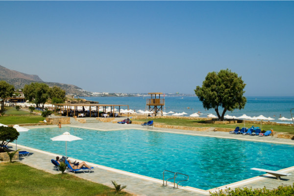 Piscine - Kernos Beach 4* Heraklion Crète