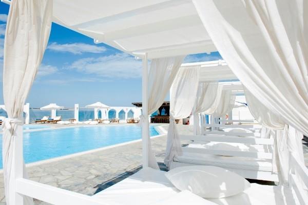 Piscine - Knossos Beach Bungalows & Suites