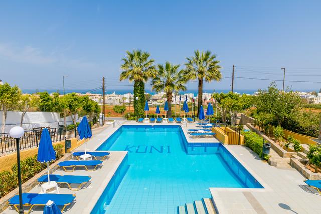 Crète : Hôtel Koni Village