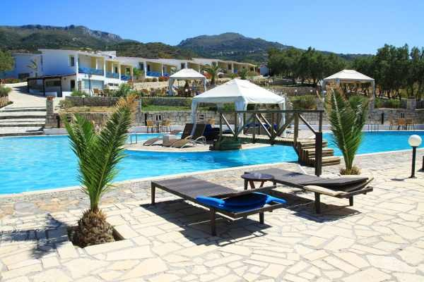 Piscine - Lassion Golden Bay 3* Sitia Crète