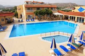 Crète-Heraklion, Hôtel Lavris & Spa