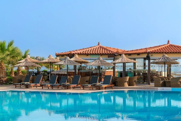 Piscine - Club Marmara Golden Star 4* Heraklion Crète