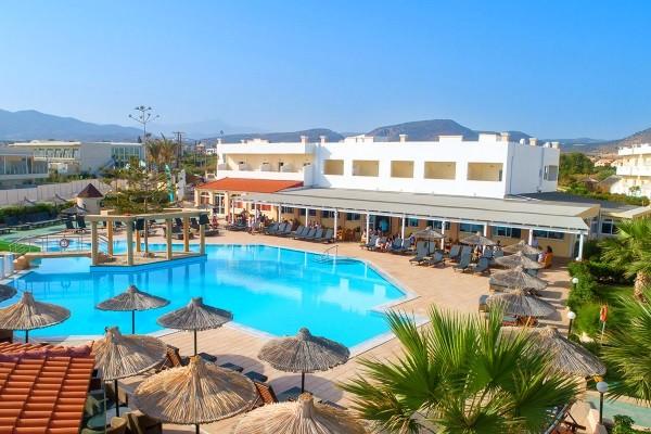 Piscine - Club Marmara Golden Star 4* Heraklion Crète
