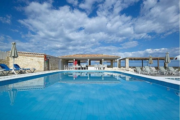 Piscine - Hôtel Maxi Club Gouves Sea & Mare 4*