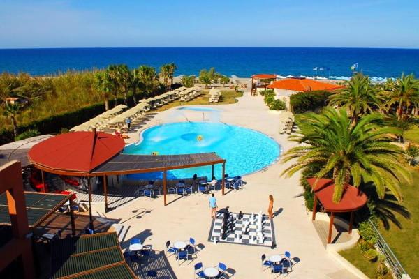 Piscine - Hôtel Minos Mare 4* Heraklion Crète