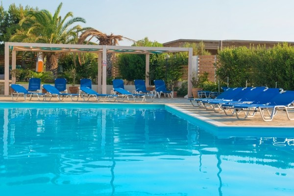 Piscine - Oasis Beach 3* Heraklion Crète