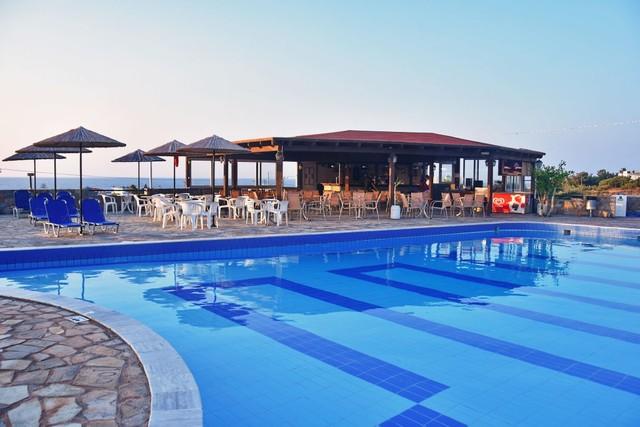 Crète : Hôtel Ocean Heights View