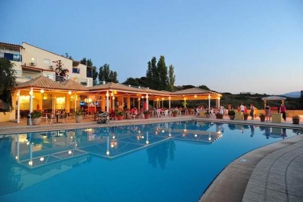Piscine - Hôtel Oclub Experience Rethymno Mare & Water Park 5* Heraklion Crète