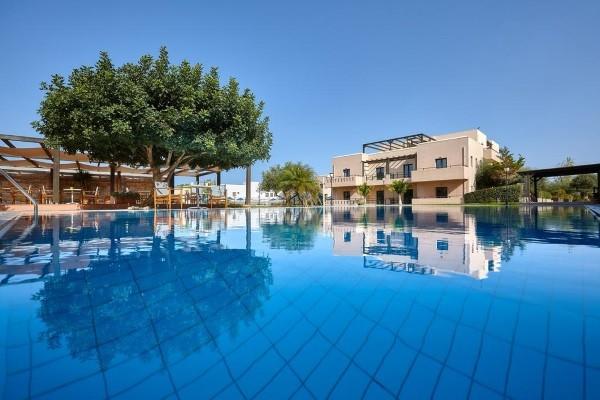 Piscine - Hôtel Oclub Experience Sentido Vasia Resort & Spa 5* Heraklion Crète