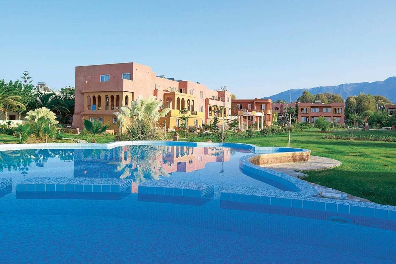 Piscine - Hôtel Orpheas Resort 4* Georgioupolis Crète