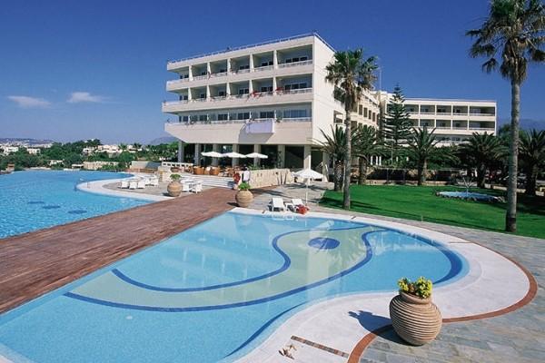 Piscine - Hôtel Panorama 4* Heraklion Crète