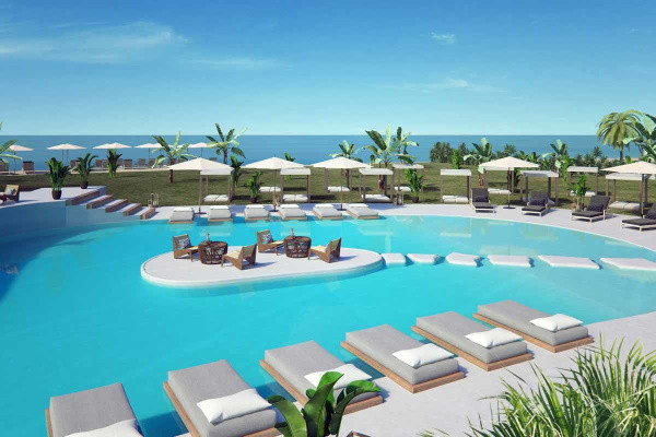 Piscine - Pepper Sea Club - Adultes Uniquement